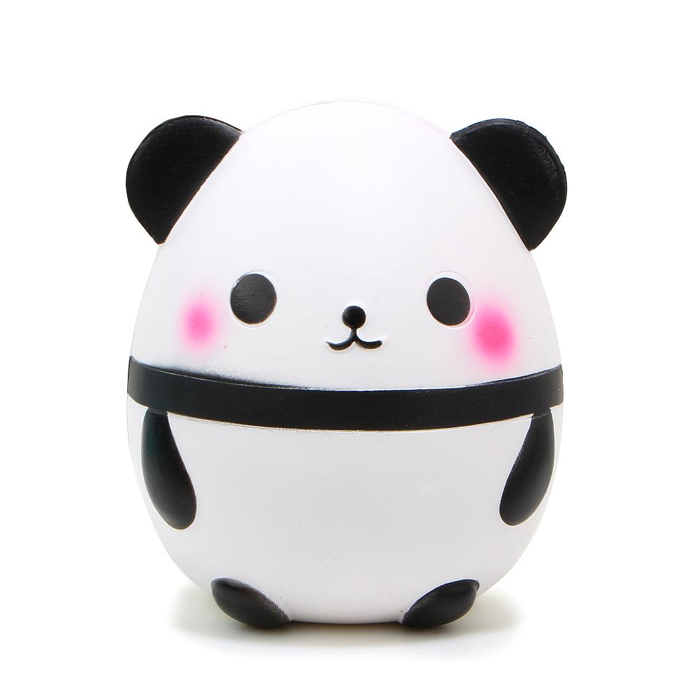 Squishy Baru 2018 : Foam Stress Relief Slow Rising Squishy Panda PartyGears